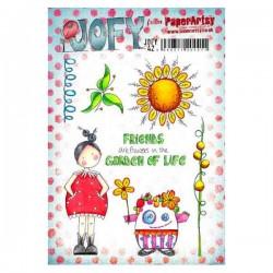 Paper Artsy Jofy 42 Stamp Set