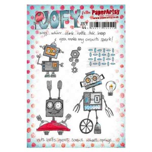 Paper Artsy Jofy 44 Stamp Set class=