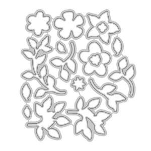 Altenew Doodle Blooms Die Set