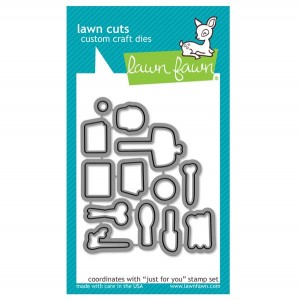 Lawn Fawn Just For You Lawn Cuts