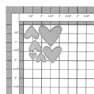 Lawn Fawn Hearts Lawn Cuts class=