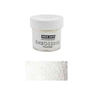 Hero Arts Clear Embossing Powder class=