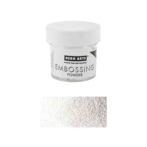 Hero Arts White Embossing Powder