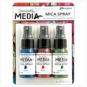 Dina Wakley Mica Sprays