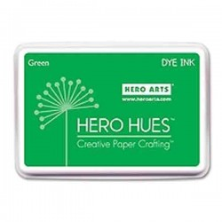 Hero Arts Green Hero Hues Dye Ink Pad