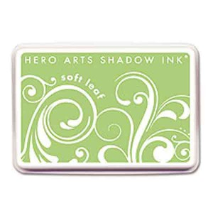 Soft Leaf Hero Arts Shadow Ink Pad
