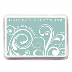 Soft Stone Hero Arts Shadow Ink Pad
