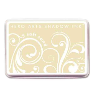 Soft Sand Hero Arts Shadow Ink Pad