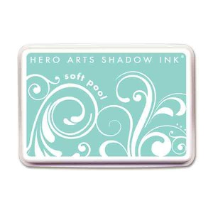 Soft Pool Hero Arts Shadow Ink Pad
