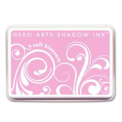 Soft Blossom Hero Arts Shadow Ink Pad