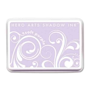 Soft Purple Hero Arts Shadow Ink Pad class=