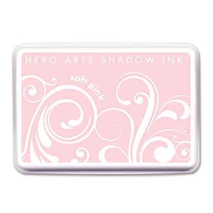 Soft Pink Hero Arts Shadow Ink Pad class=