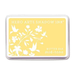 Butter Bar Hero Arts Shadow Ink Pad, Mid-tone