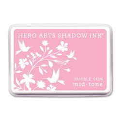 Bubble Gum Hero Arts Shadow Ink Pad, Mid-tone