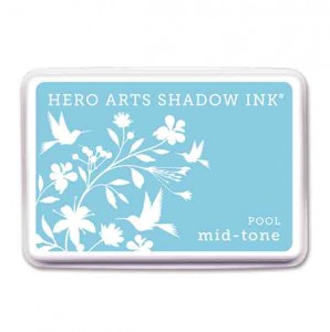Pool Shadow Ink Pad, Mid-tone