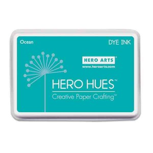 Hero Arts Ocean Hero Hues Ink Pad