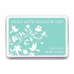 Tide Pool Hero Arts Shadow Ink Pad, Mid-tone