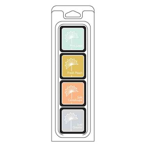 Hero Arts Garden Ink Cubes, 4 pack cubes