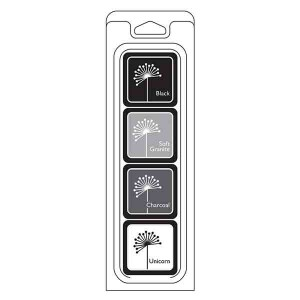 Hero Arts Blackboard Ink Cubes, 4 pack cubes class=