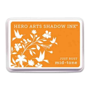 Just Rust Hero Arts Shadow Ink Pad, Mid-tone