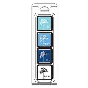 Hero Arts Winter Ink Cubes, 4 pack cubes class=