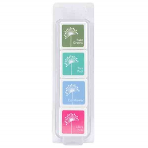 Hero Arts Cool Ink Cubes, 4 pack cubes class=