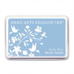 Dusty Blue Hero Arts Shadow Ink Pad