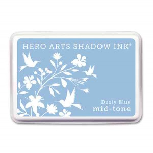 Dusty Blue Hero Arts Shadow Ink Pad class=