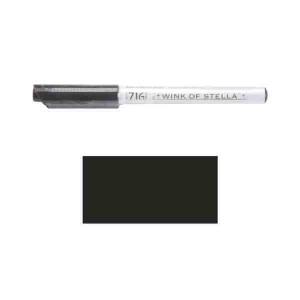 ZIG Wink of Stella Glitter Marker - Black