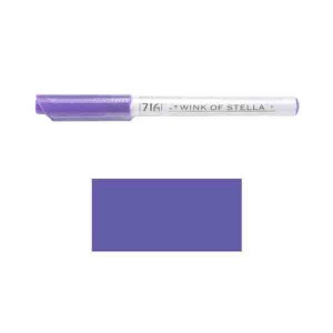 ZIG Wink of Stella Glitter Marker - Violet