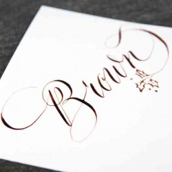 McCaffery's Ink – Brown