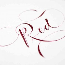 McCaffery's Ink – Red