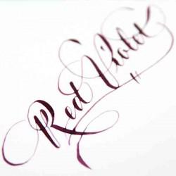 McCaffery's Ink – Red Violet