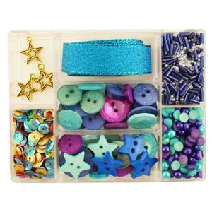 Party On Embellishment Kit class=