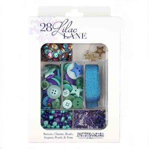 Party On Embellishment Kit