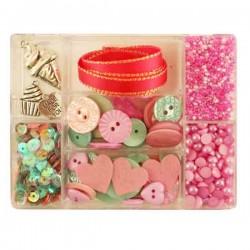Hello, Cupcake Embellishment Kit