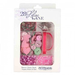 Hello, Cupcake Embellishment Kit