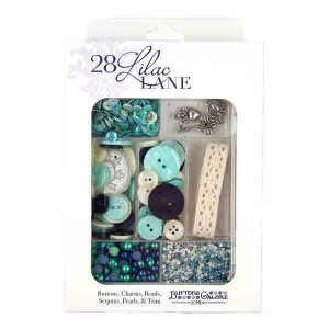 Attic Findings Embellishment Kit