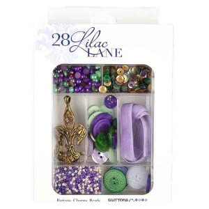 French Quarters Embellishment Kit class=