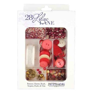 Love Story Embellishment Kit