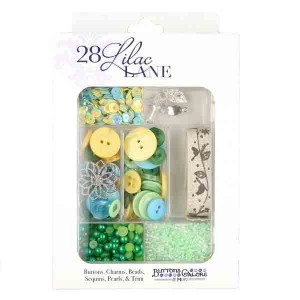 New Leaf Embellishment Kit