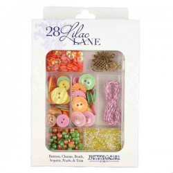 Tropical Twist Embellishment Kit
