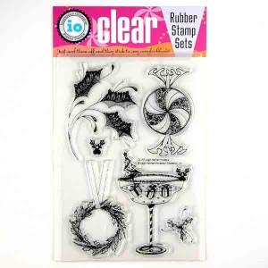 Leigh Hannan Holidays Stamp Set