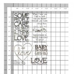 It's Called Love Stamp Set