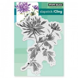 Penny Black Bejeweled Slapstick Cling Stamp