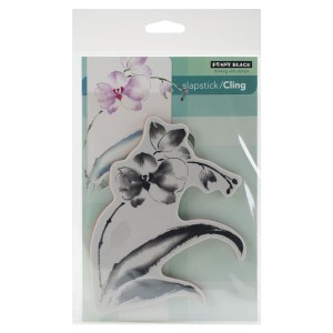 Penny Black Gentle Whisper Slapstick/Cling Stamp