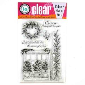 Winter View Stamp Set