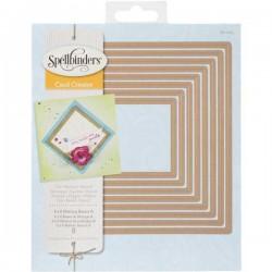 Spellbinders 6 X 6 Matting Basics A Die Set