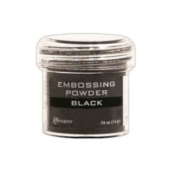 Ranger Black Embossing Powder