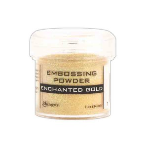 Ranger Enchanted Gold Embossing Powder